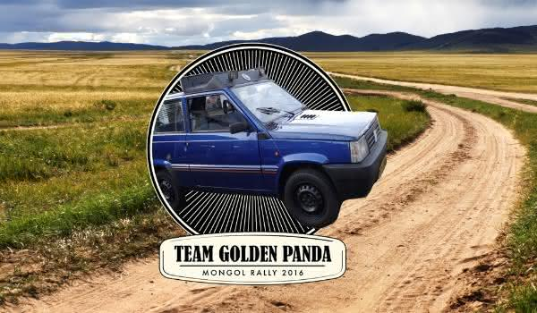 Team Golden Panda, Mongol Rally 2016